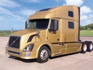 CRST-Volvo-Lease Purchase truck
