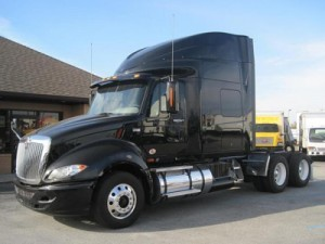 CRST Mslone Lease Purchase Truck