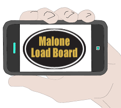 Malone Owner Operators Pick Your Own Freight