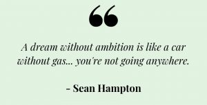 channel your ambition